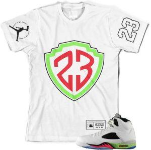 Jordan 5s Poison Shirts