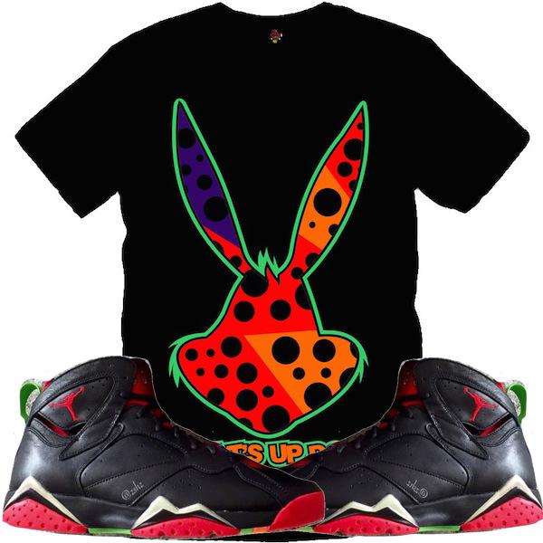 Jordan Martian 7s Shirt