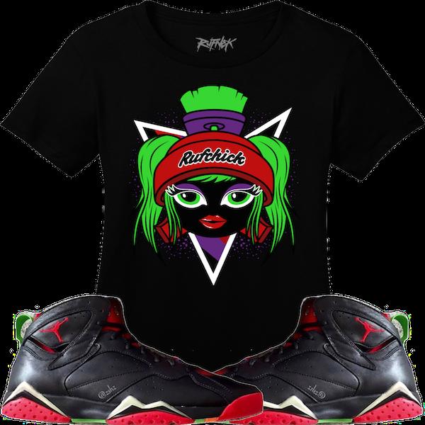 Martian 7 Shirts to Match