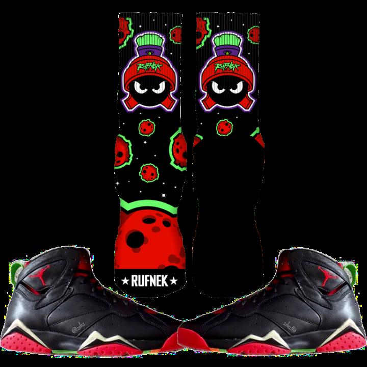 Martian 7 Socks