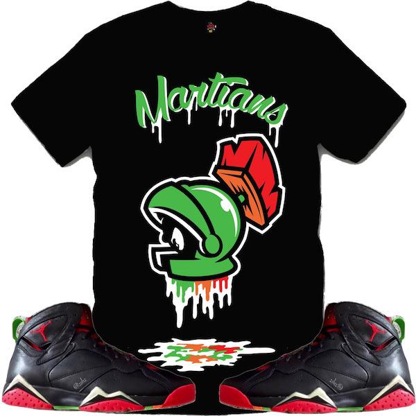 Martian 7s Shirt