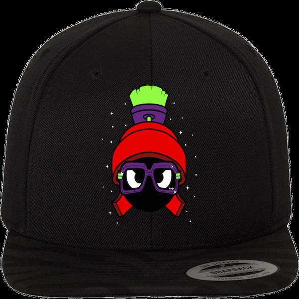 Martian 7s Snapback Hat