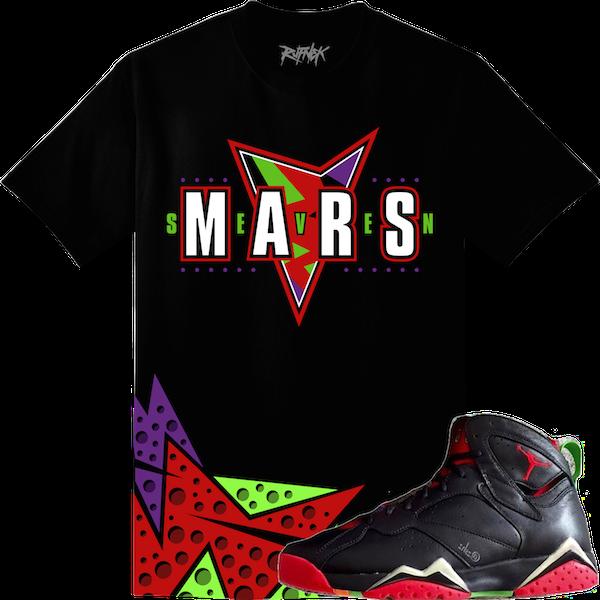Martian 7s Sneaker Shirt