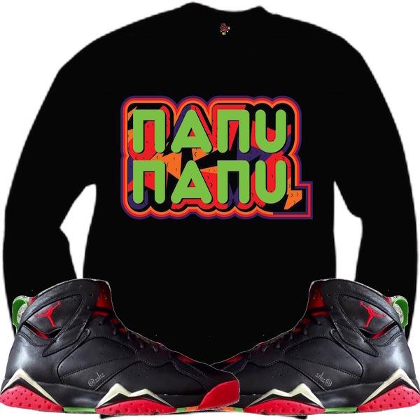 Marvin 7s Crewneck Sweaters