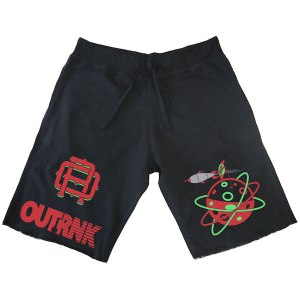 Marvin Martian 7s Shorts
