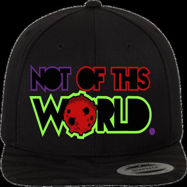 Marvin the Martian 7 Snapback Hat