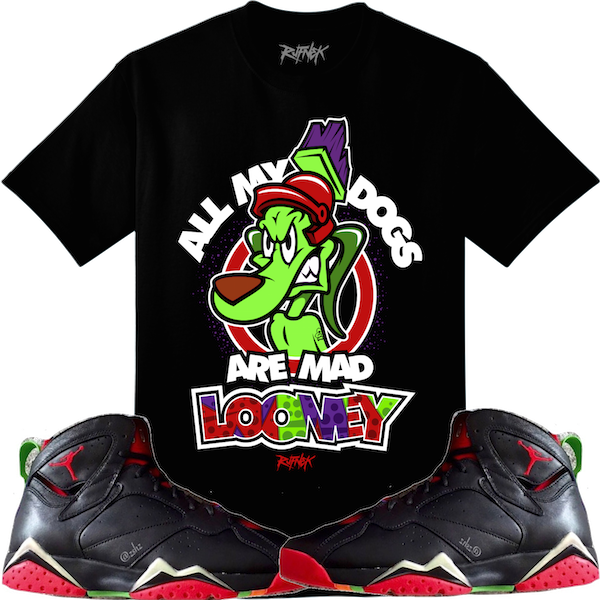 Marvin the Martian 7s Shirt