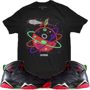 Marvin the Martian 7s Shirts