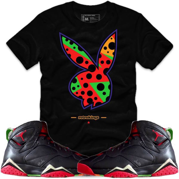 Shirt to match the Martian 7s