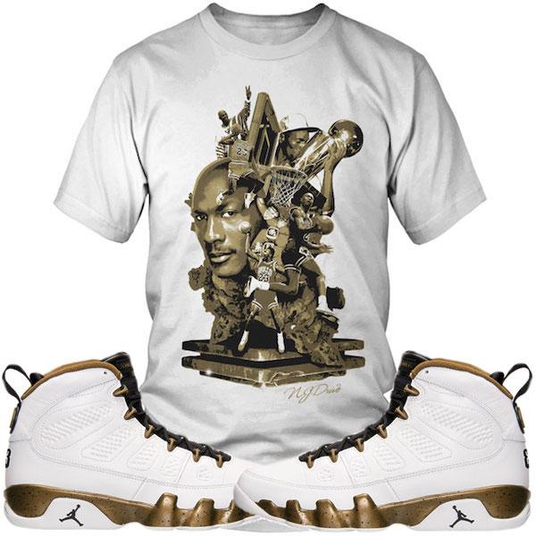 Statue 9 Shirt