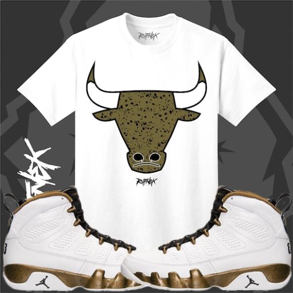 ed3f0b24cb6 Statue 9s Shirt · Statue 9s Sneaker Shirt · Statue 9s SneakerTees Jordan 9  ...