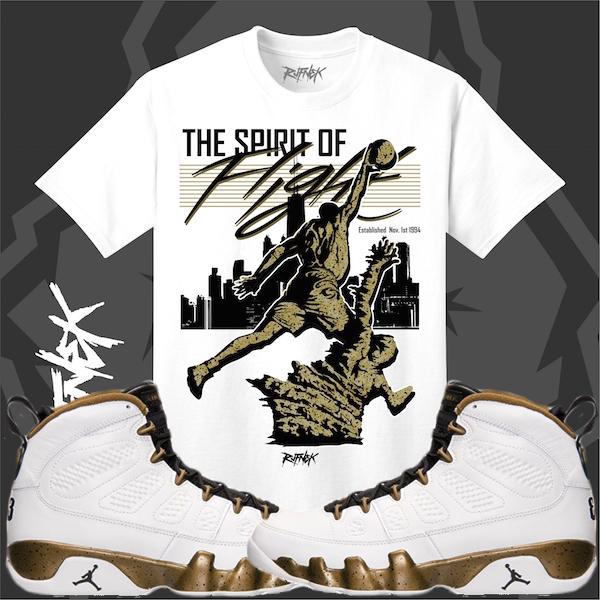 Statue 9s SneakerTees