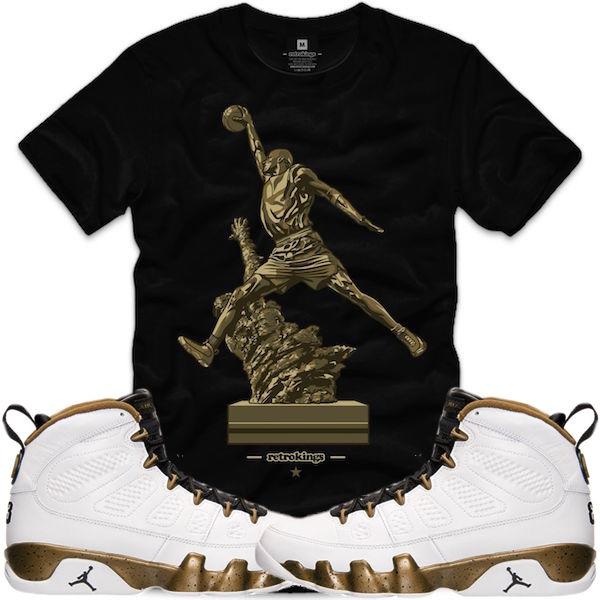 Statue 9s Tee Shirt