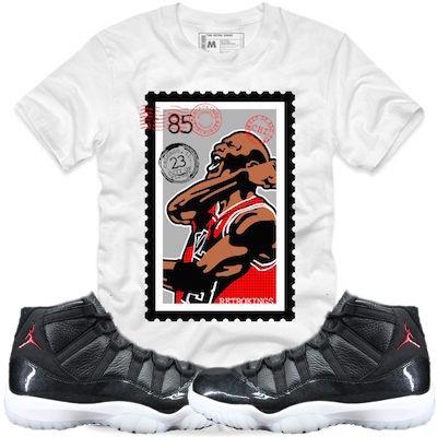 Jordan 11s 72-10 sneakershirts
