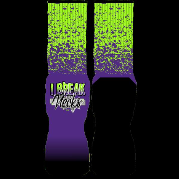 Jordan Retro 6 Ultraviolet Socks