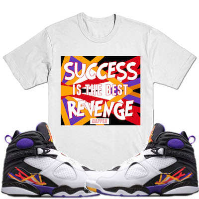 ddbdff5de866 Three Peat 8s Sneaker Match Tees – X Gear 101 Blog   Sneaker Tees to ...