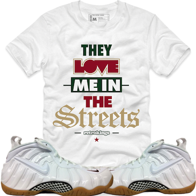 1a18bcb0a4f Retro kings white gucci foams shirts