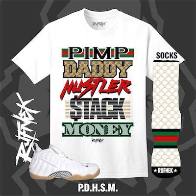 sneaker outfits white gucci foams