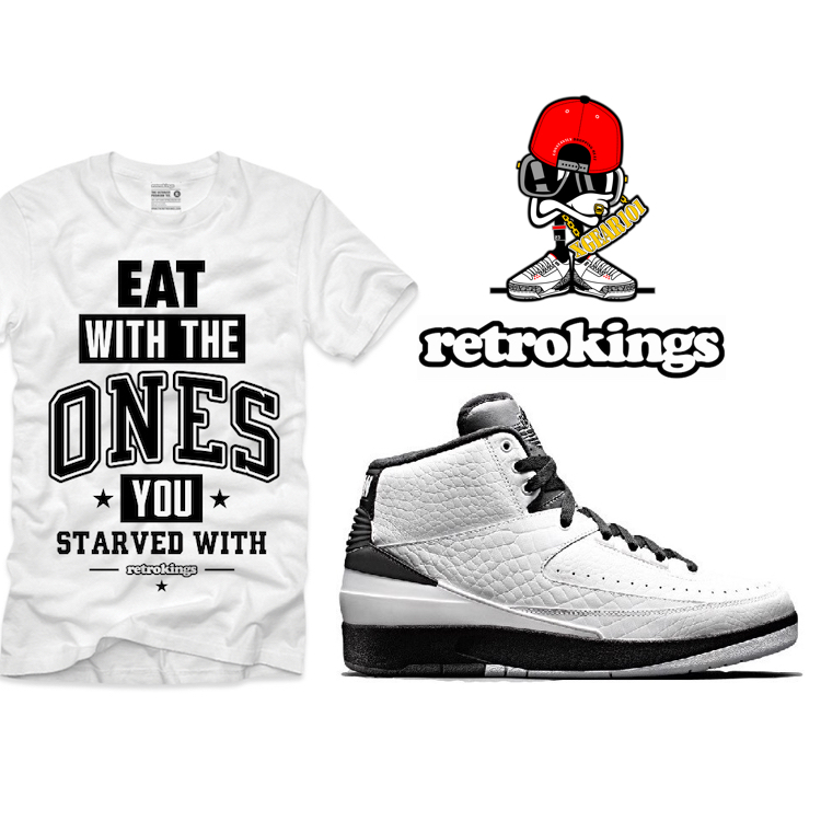 7f395384cb2 Jordan Sneaker Shirts — Family Collection by The Retro Kings