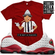jordan-13-chicago-cherry-match-sneaker-tees