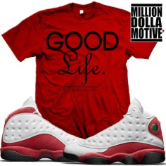 jordan-13-chicago-cherry-match-t-shirts-sneaker-tees