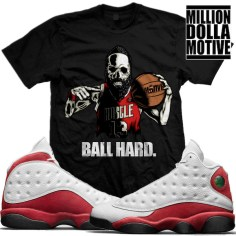 matching-tees-jordan-13-chicago-cherry-sneaker-shirts