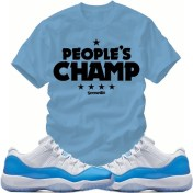 shirts-jordan-11-carolina-blue