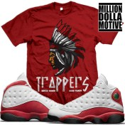 sneaker-tee-shirts-jordan-13-chicago-cherry