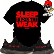 yeezy-350-boost-core-red-sneaker-shirt-tees-match-t-shirts